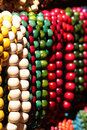 Free Colorful Wooden Beads Stock Image - 6381131