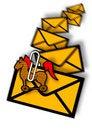 Free Junk Mail Royalty Free Stock Image - 6388366