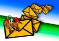 Free Junk Mail Stock Photo - 6388370