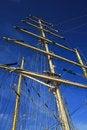 Free Ship Mast Royalty Free Stock Images - 6389589