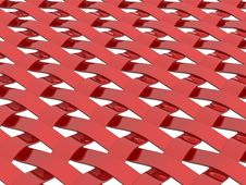 Free Red Metallic Pattern Royalty Free Stock Photo - 6380165