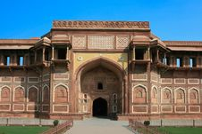 Free Agra Fort, India Stock Image - 6381401