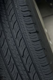Free Tread Of Tire Stock Photos - 6381423