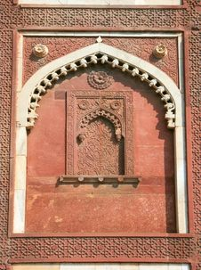 Agra Fort, Indial Royalty Free Stock Photo