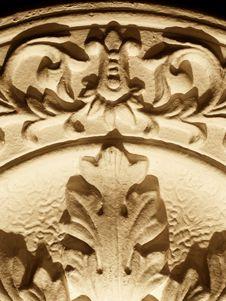 Free Antique Architechture Decoration Stock Images - 6381574