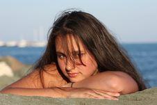 Free Teenager Model Portrait Stock Photo - 6381660