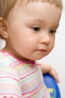 Free Baby Girl Stock Photography - 6381662