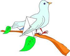 Free Cartoon Bird Royalty Free Stock Image - 6382796