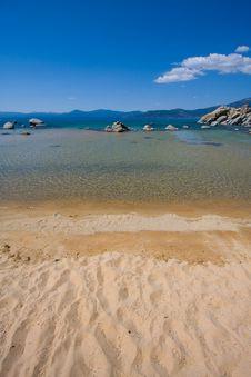 Free Beach Royalty Free Stock Photo - 6383195