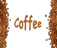 Free Coffee Seeds Royalty Free Stock Photography - 6383307