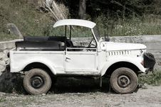 Free Old Car Royalty Free Stock Images - 6383759