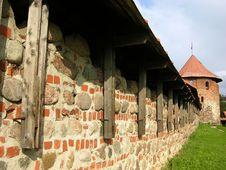 Free Kaunas City Wall Stock Photos - 6383853
