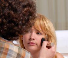 Free Make-up Royalty Free Stock Image - 6383976