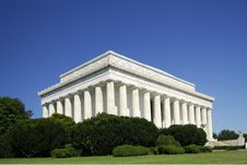 Free Lincoln Memorial Royalty Free Stock Photos - 6384358