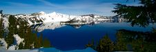 Free Crater Lake, Oregon Royalty Free Stock Images - 6384679