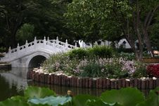 Free Park Stock Image - 6384841