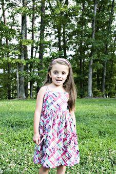 Free Beautiful Smiling Girl Stock Photos - 6385183