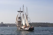 Free Barquentine Stock Photography - 6385502