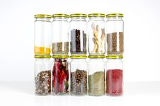 Free Spices Stock Image - 6386901