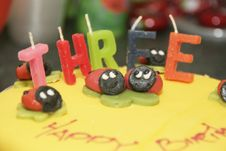 Free Birthday Cake Stock Photo - 6386990