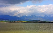 Free Liptovska Mara Lake, Slovakia Royalty Free Stock Photography - 6387147