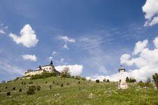 Free Castle Of Krasna Horka, Slovakia Royalty Free Stock Photography - 6387187