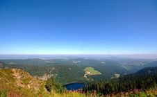 Free On The Top Of The Mountain Stock Photography - 6387292