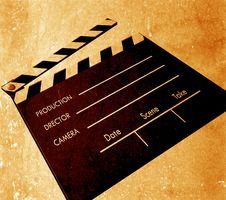 Free Clapboard Stock Image - 6387921