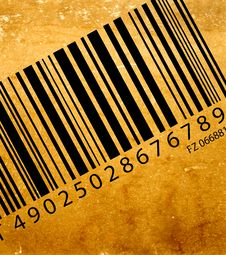 Free Bar Code Royalty Free Stock Images - 6388009