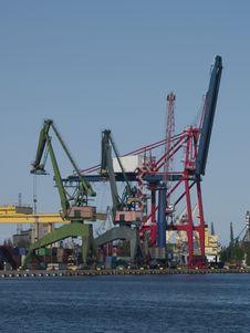 Free Port Stock Photography - 6388402