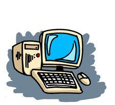 Free Computer Royalty Free Stock Image - 6388546