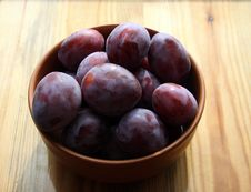 Free Plums Stock Photography - 6388752