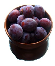 Free Plums Royalty Free Stock Image - 6388756
