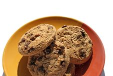 Free American Cookie Royalty Free Stock Images - 6388819