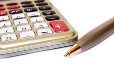 Free Calculator Stock Photo - 6388880