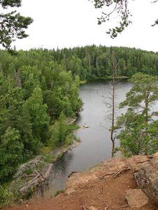 Free A Beautiful Island Valaam Stock Photos - 6389733