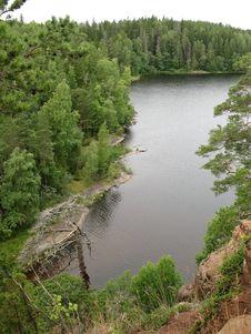 Free A Beautiful Island Valaam Stock Photography - 6389802