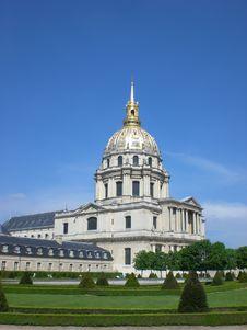 Palace Of The Disabled, Paris, France Stock Photos