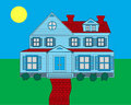 Free Victorian Style House Stock Photos - 6394513
