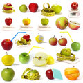 Free Big Collection Of  Apples Stock Photo - 6398110