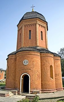 Free Orthodox Church 2 Royalty Free Stock Photos - 6390348