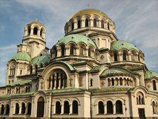 Free Aleander Nevsky Cathedral Stock Image - 6390971