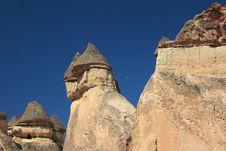 Free Landscape Of Cappadocia Stock Image - 6391961