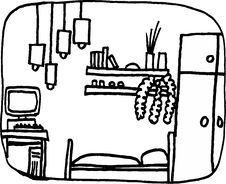 Free Room Stock Image - 6391971