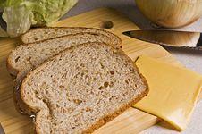 Free Bread_Board_1 Royalty Free Stock Photos - 6391988