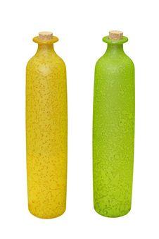 Free Bottles Stock Image - 6392161