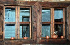 Free Romanian Window Stock Photo - 6392270