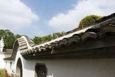 Free Chinese Ancient Building Stock Photography - 6392302