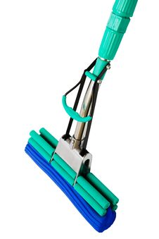 Free Mop For Washing Floors Stock Photos - 6392493