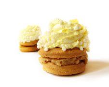 Free Sweet Cakes Isolated Royalty Free Stock Photo - 6392565
